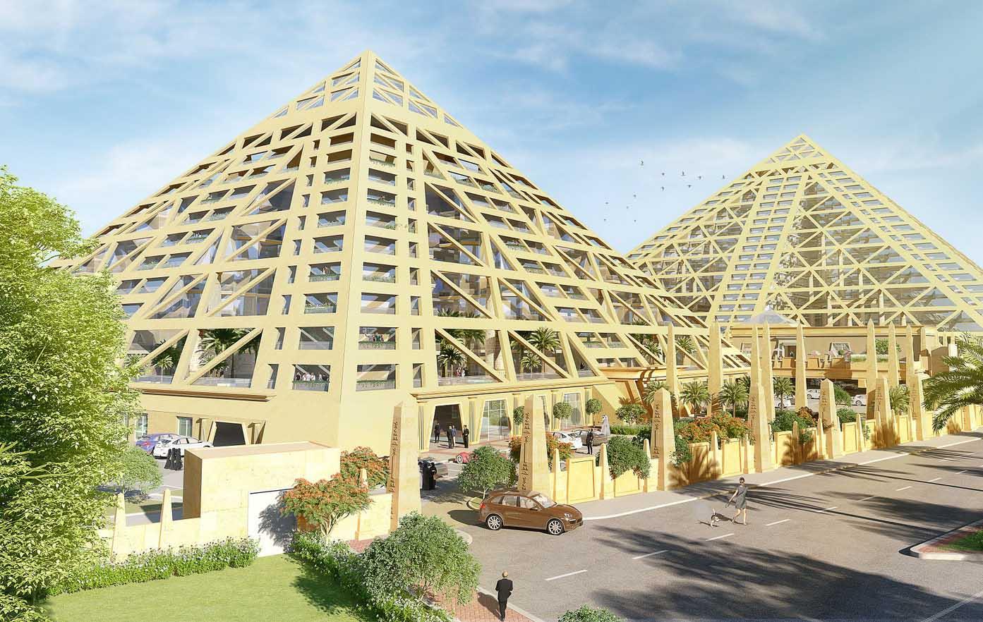 Falconcity of Wonders Properties in Dubai