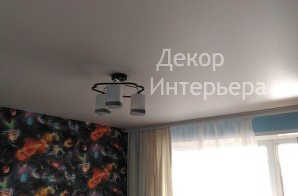 Картинка матового натяжного потолка в Вашем городе по низкой цене от 199 руб м2