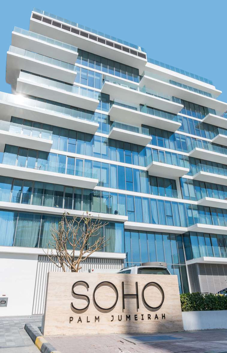 Soho Palm – Apartments for Sale on Palm Jumeirah