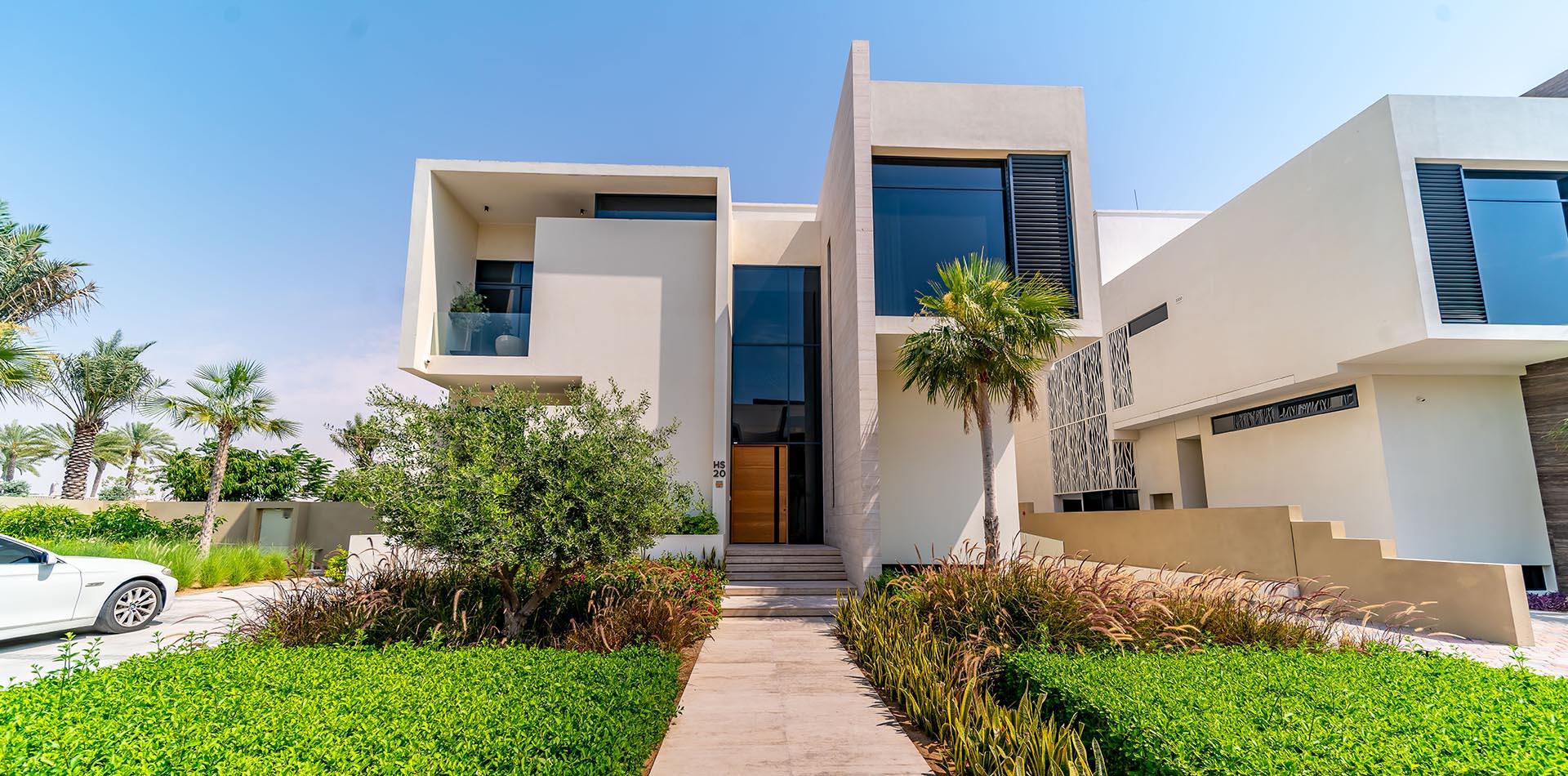 Hillside Villas in Jumeirah Golf Estates