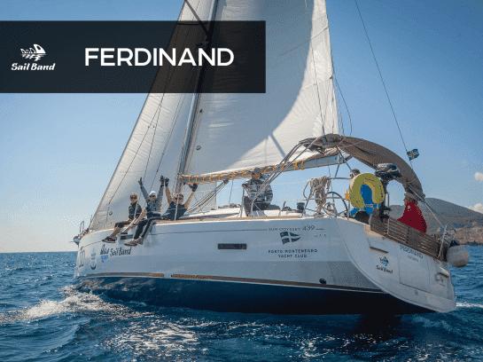 Парусная яхта Ferdinand