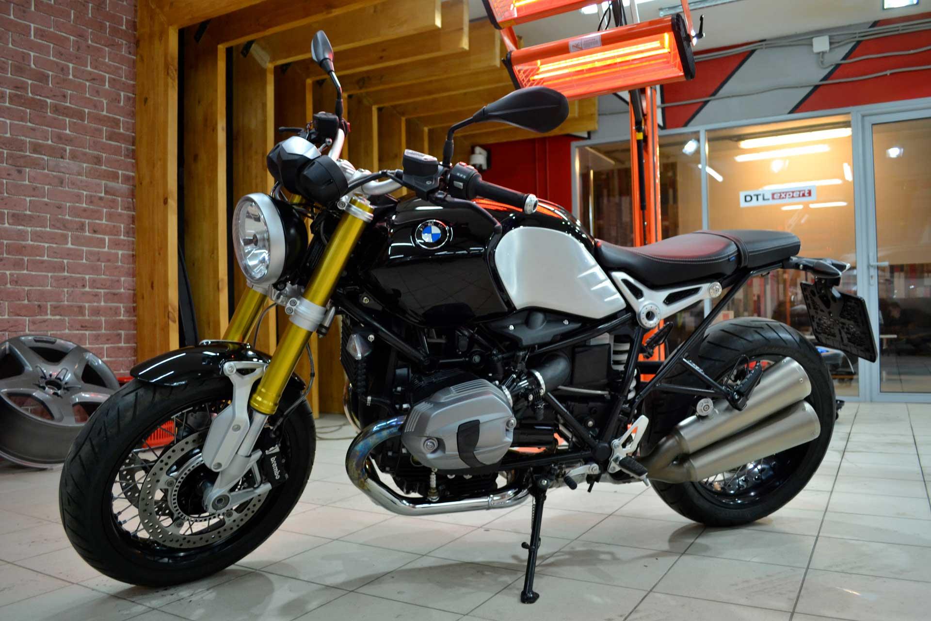 Детейлинг мотоцикла #1