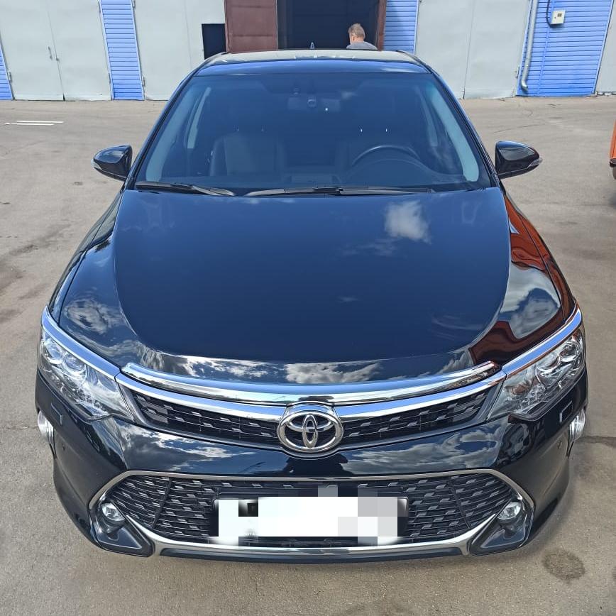 ГЛОНАСС на Toyota Camry