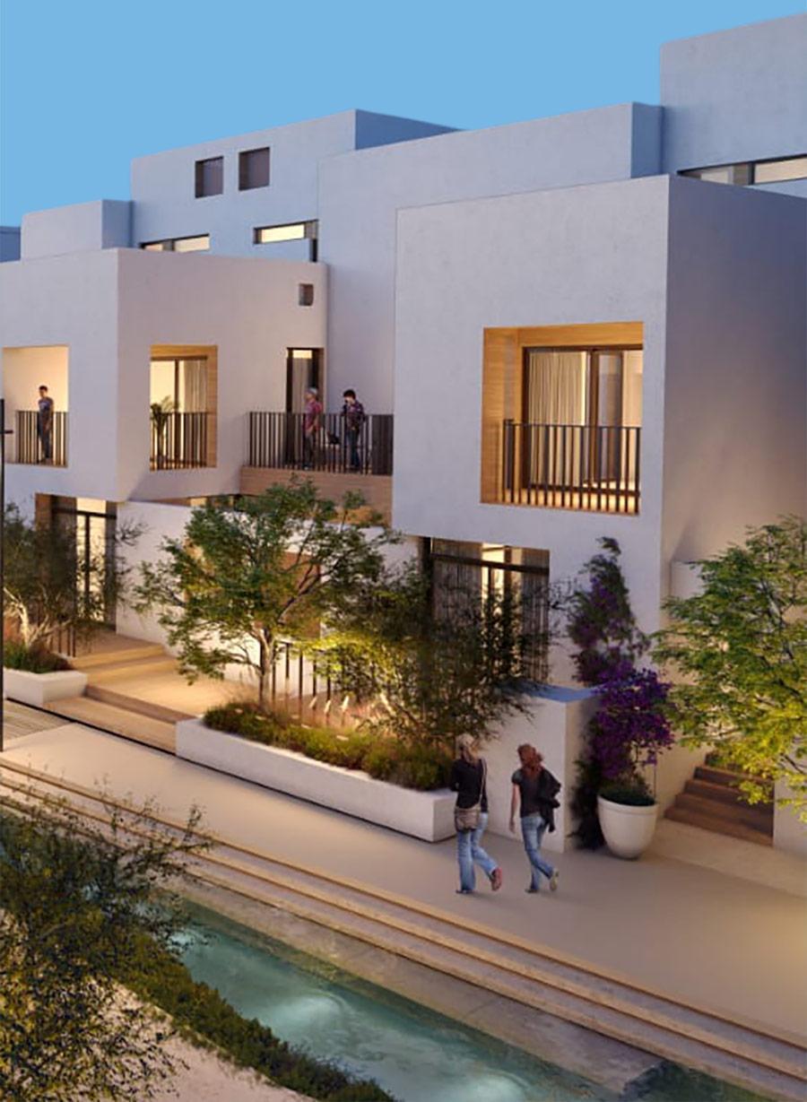 Emaar Bliss Townhouses in Arabian Ranches III