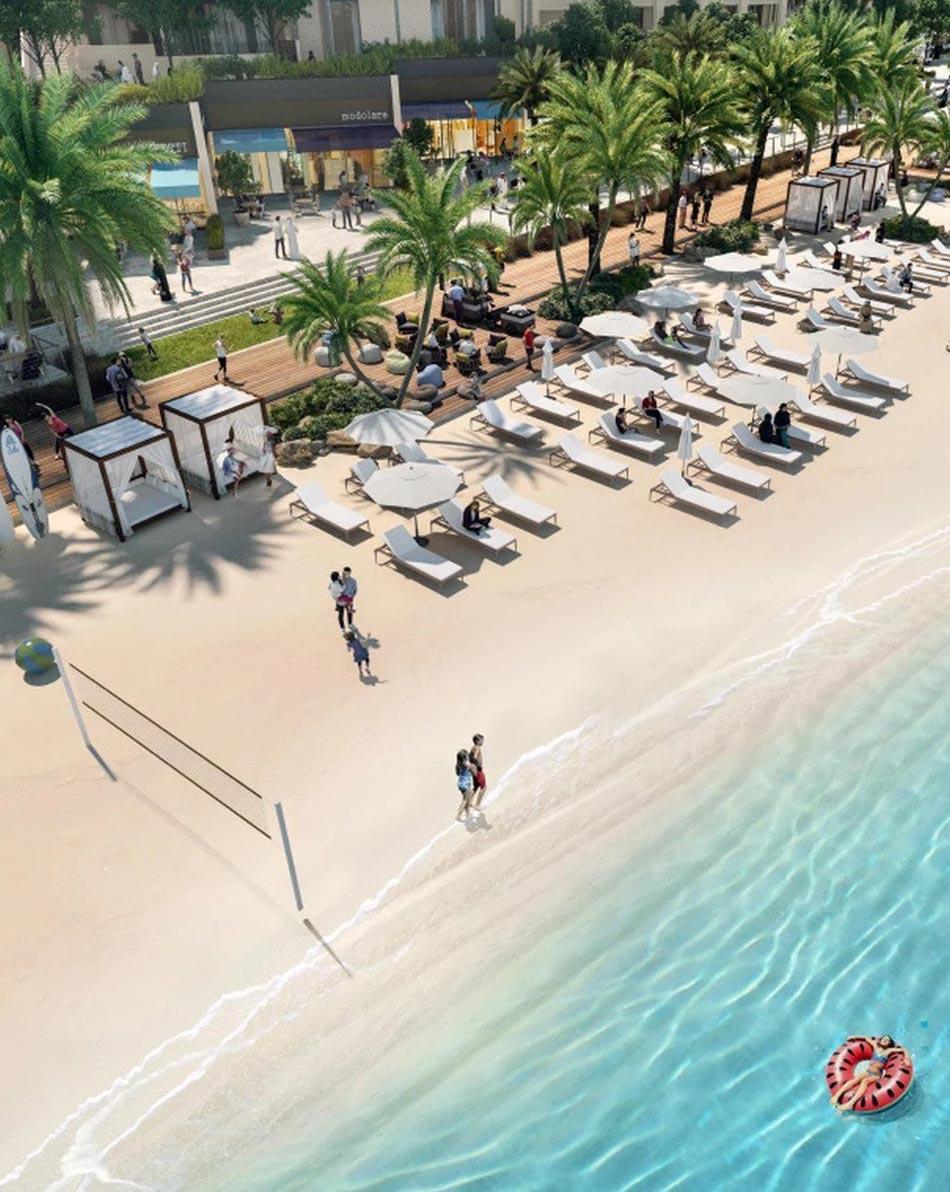 Emaar Bayshore at Creek Beach in Dubai Harbour – Apartments for Sale