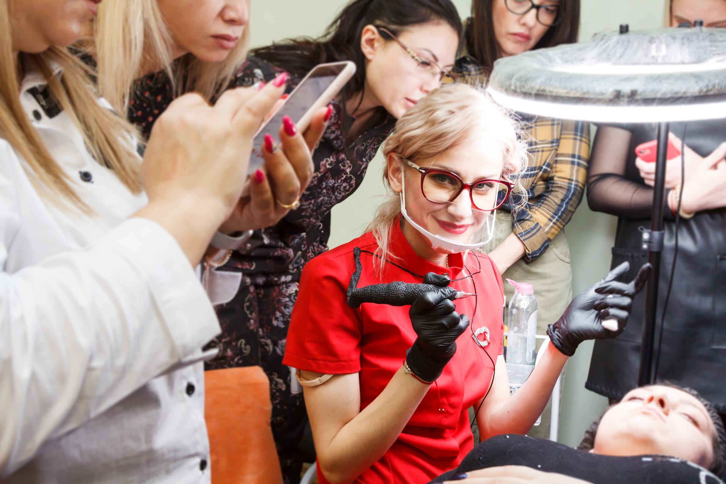 Курсы перманентного макияжа в Крыму