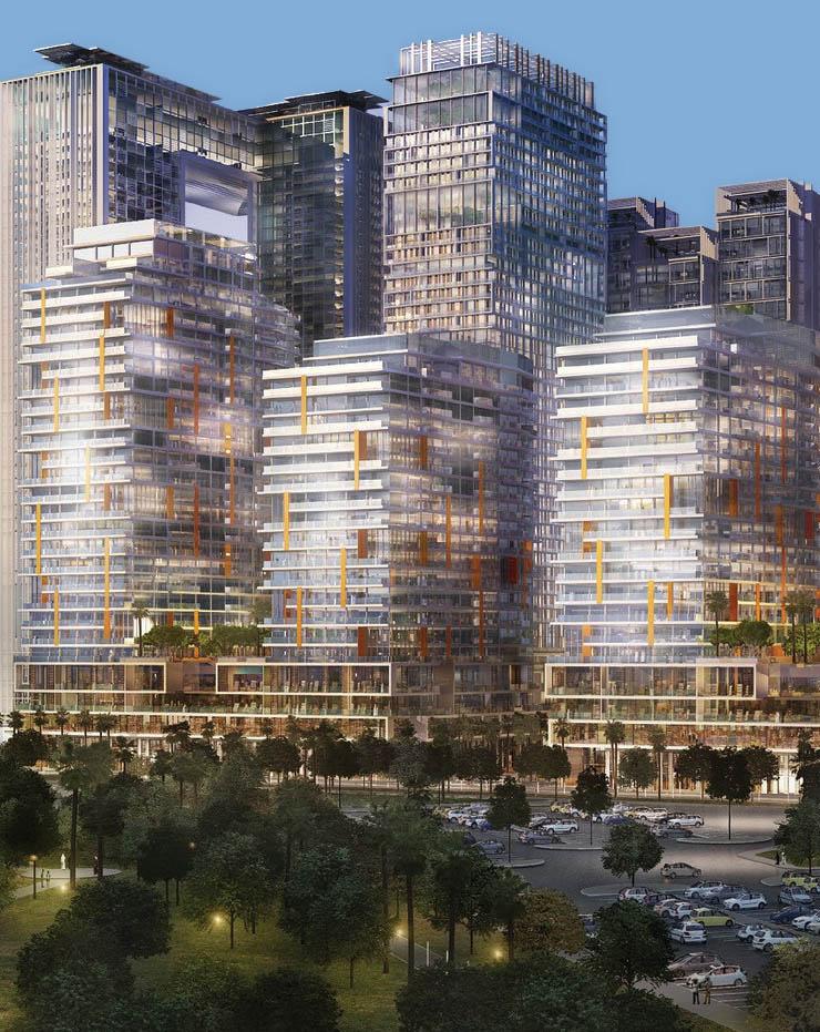 Wasl Park Gate Residences for Sale in Dubai