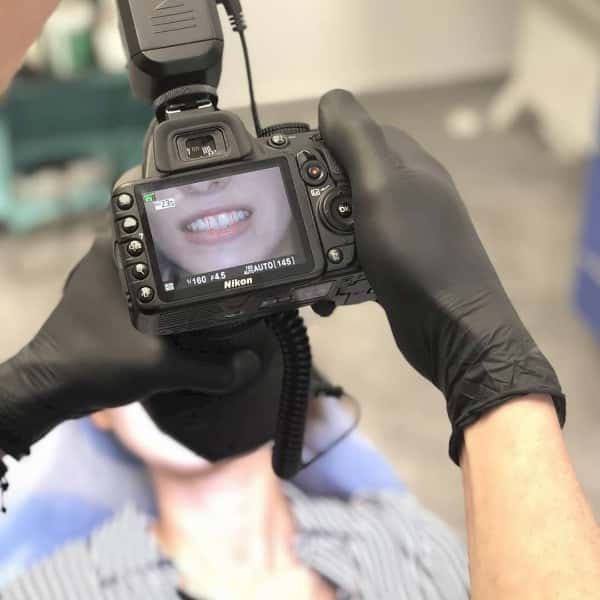 Photographic protocol in dentistry