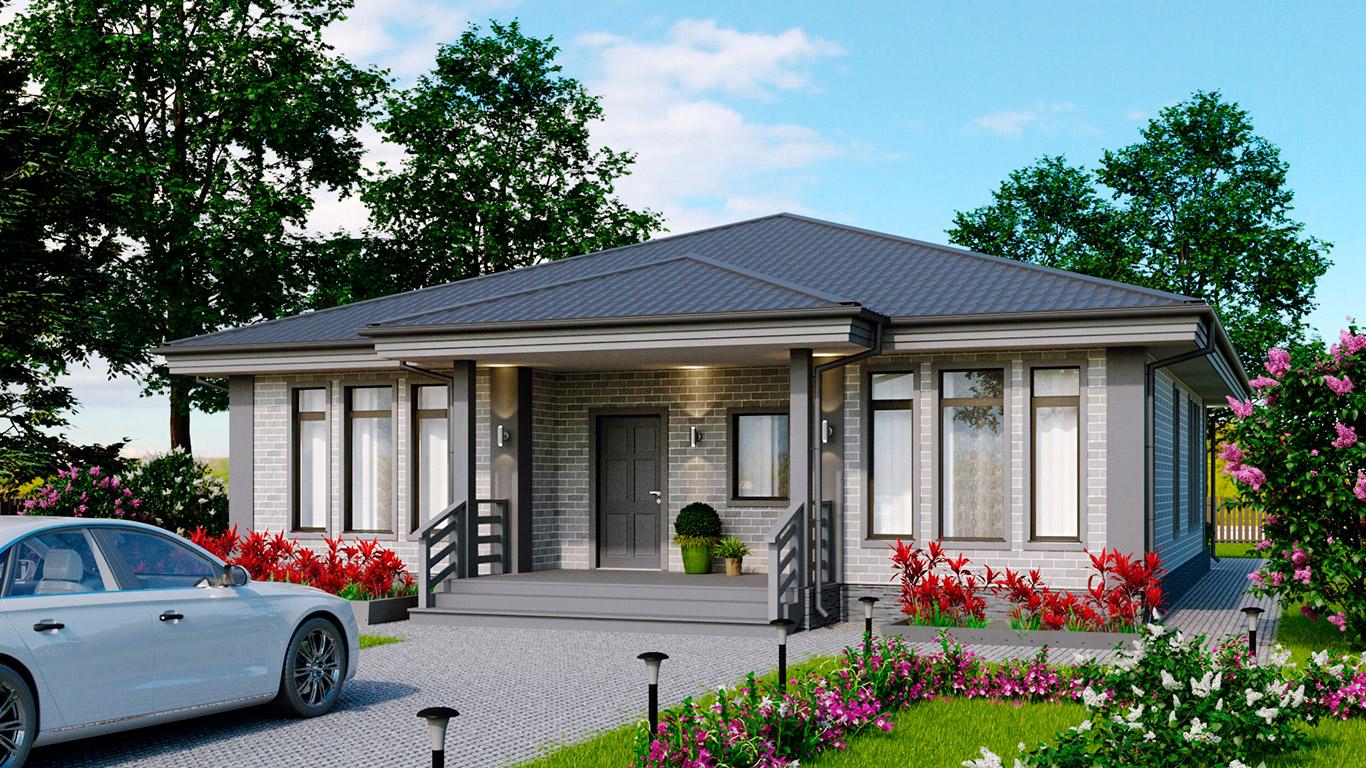 Nesse Rahmenhaus (Каркасный дом Гессе)