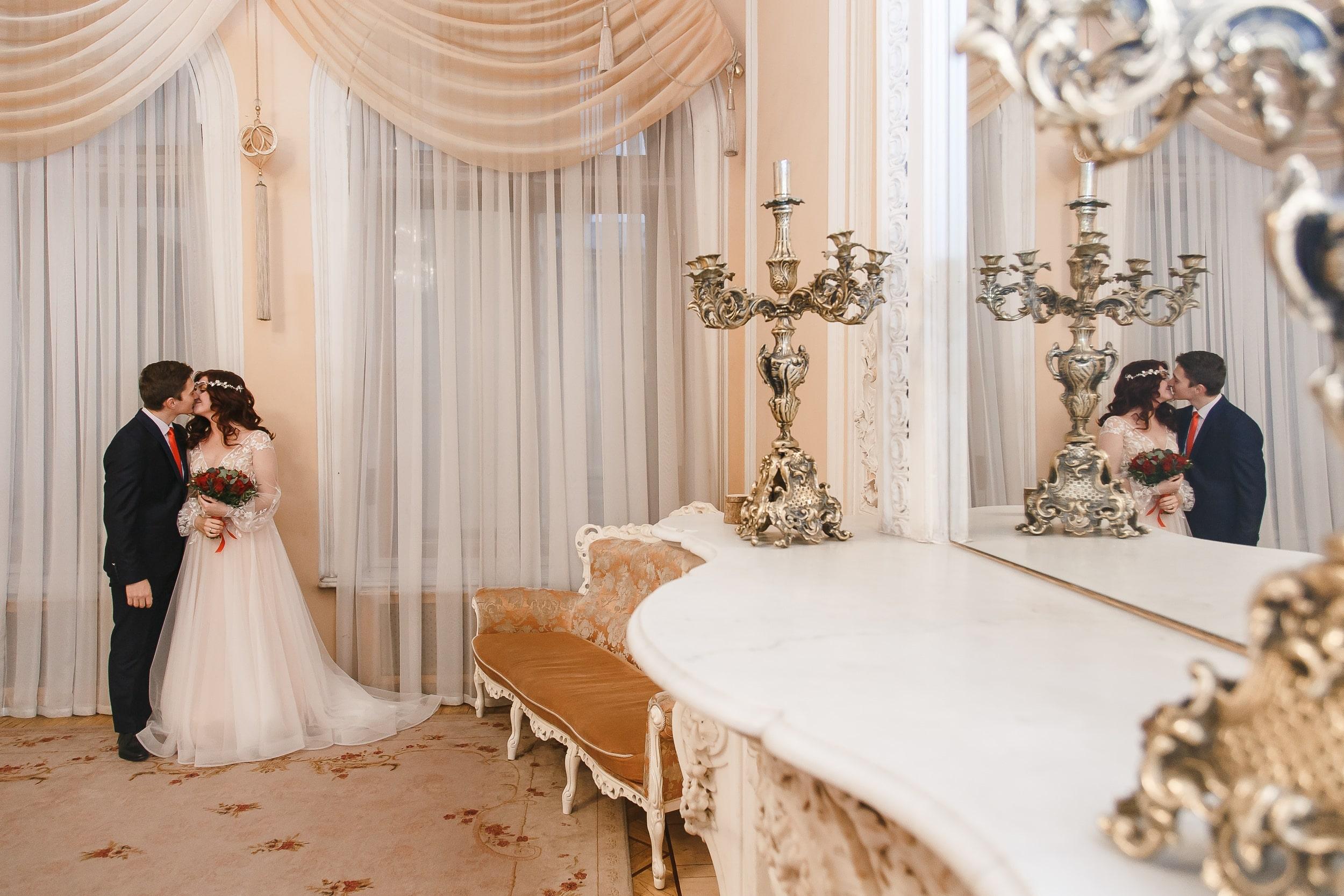 Дворец Бракосочетания №1 интерьер