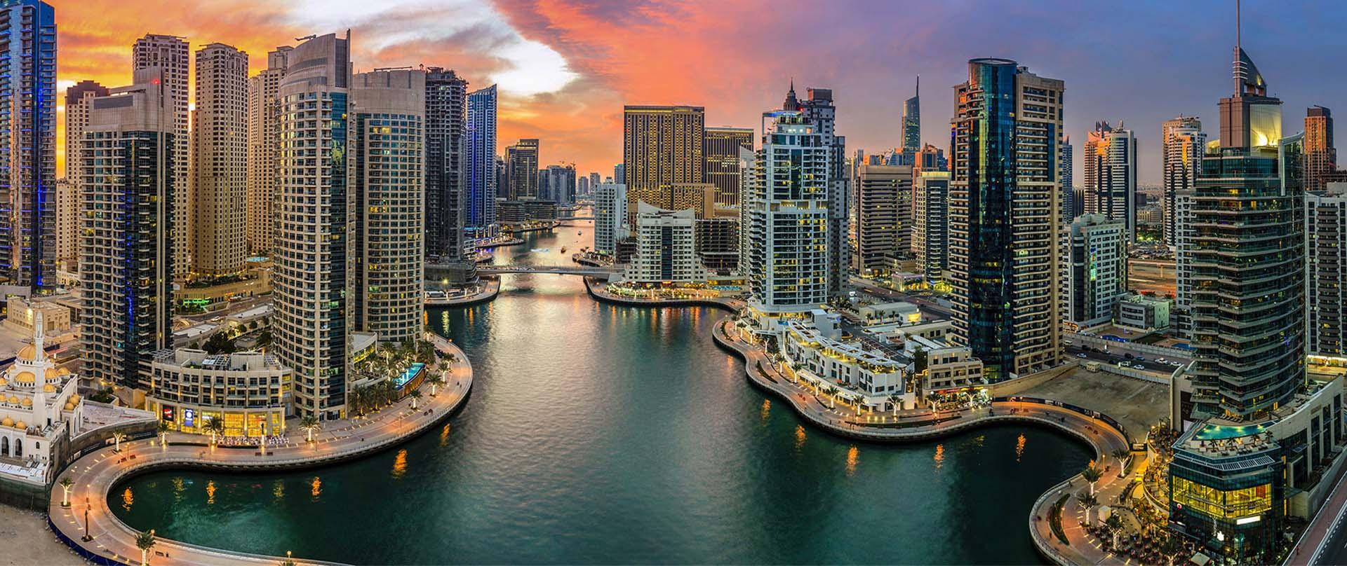 Select Group Properties in Dubai Marina