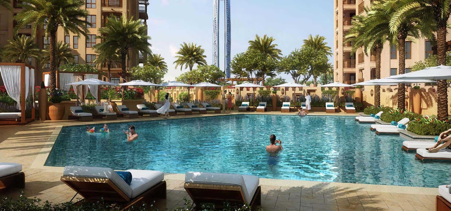 Dubai Holding Madinat Jumeirah Living in Dubai
