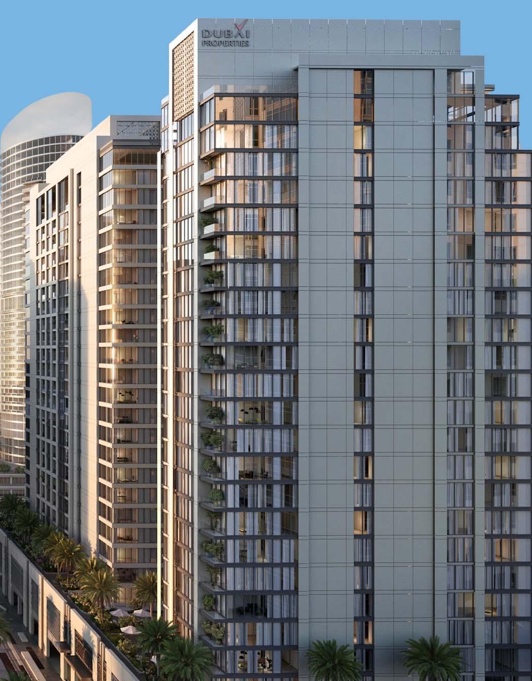 أبراج بلفيو في وسط مدينة دبي: شقق للبيع من دبي للعقارات