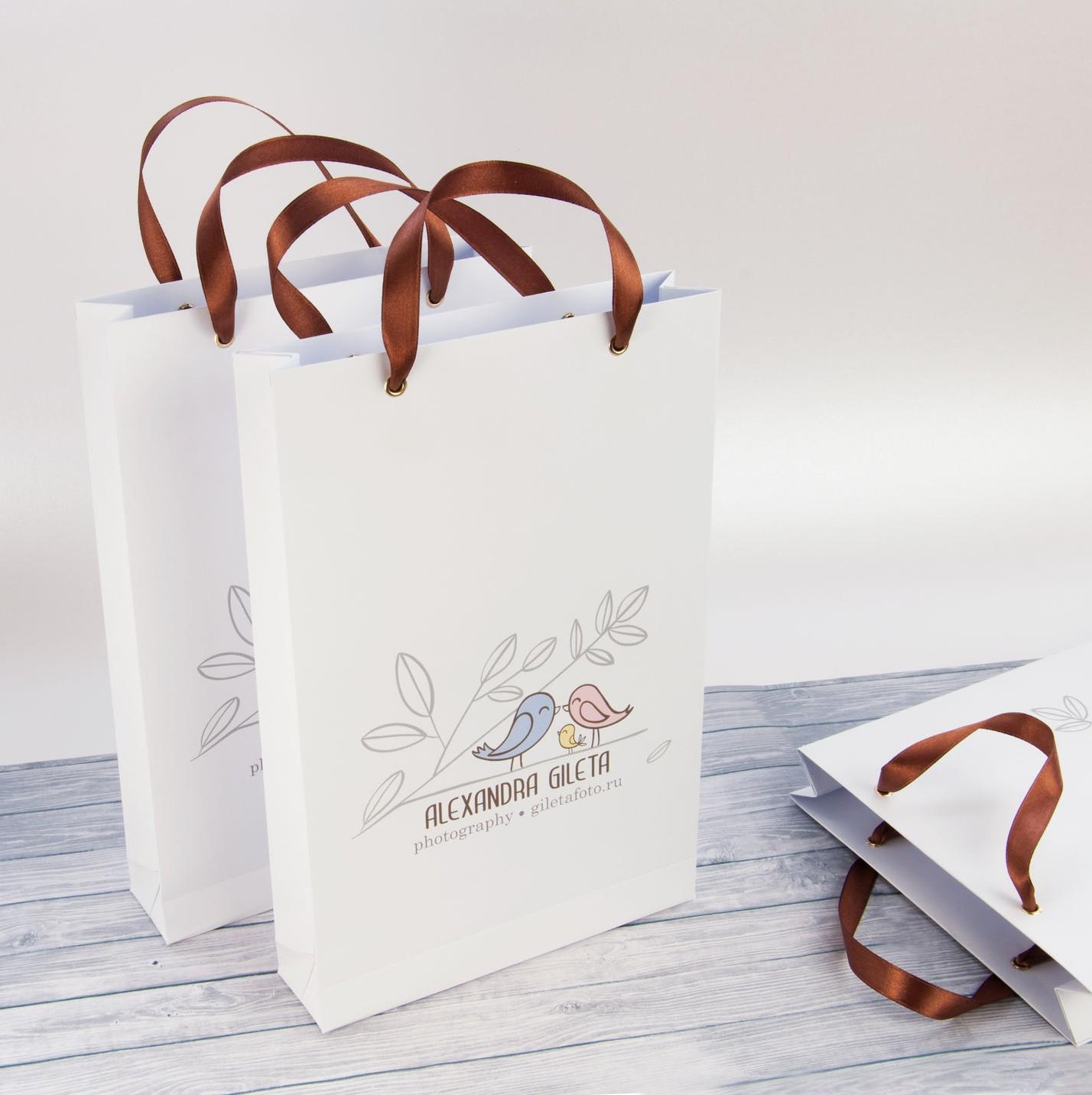 пакеты с логотипом ростов на дону