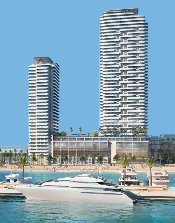 Palace Residence at Emaar Beachfront