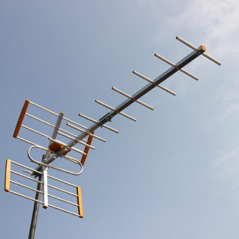 установка цифрового телевидения