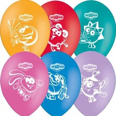 Гелиевые шарики Смешарики