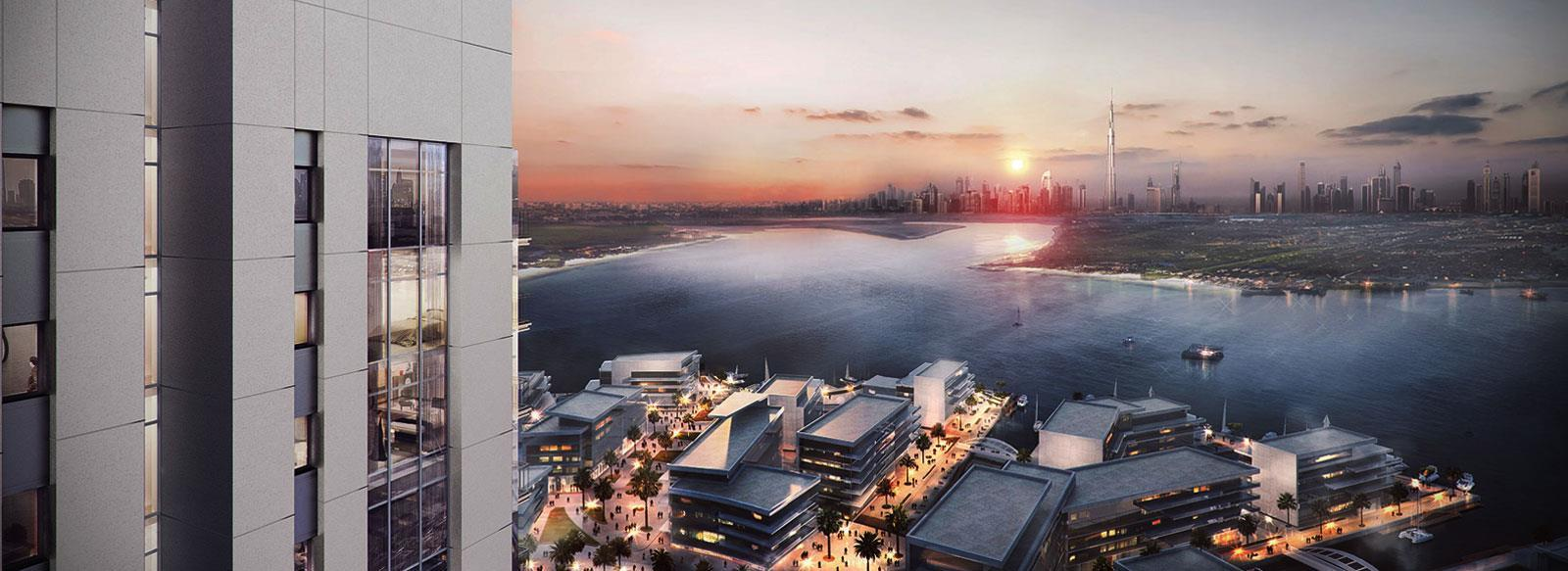 Creekside 18 in Dubai Creek Harbour by Emaar, Dubai – Off-Plan Apartments