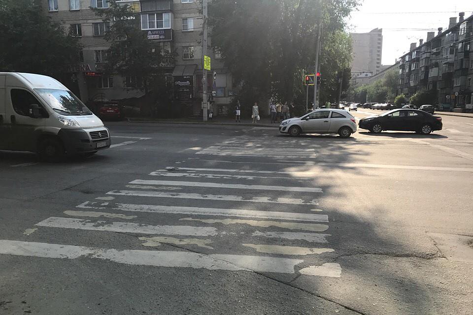 Зебра пешеходный переход