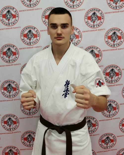 Тренер по каратэ Киокусинкай в Липецке - Берестнев Дмитрий