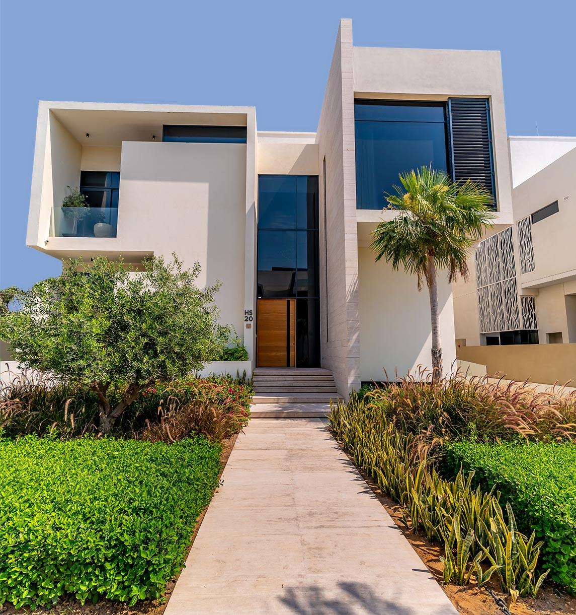 Hillside Villas for Sale in Jumeirah Golf Estates, Dubai