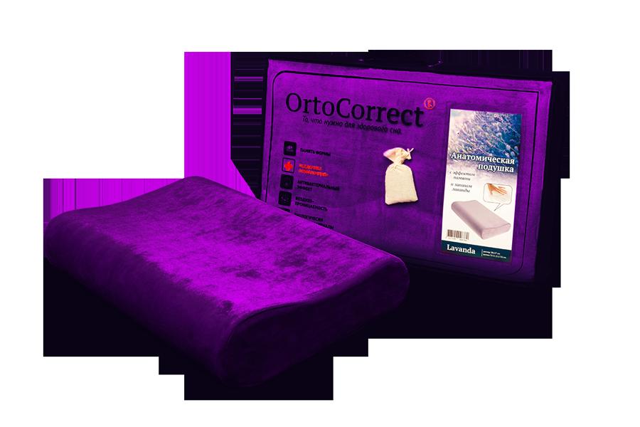 Подушка Lavanda OrtoCorrect