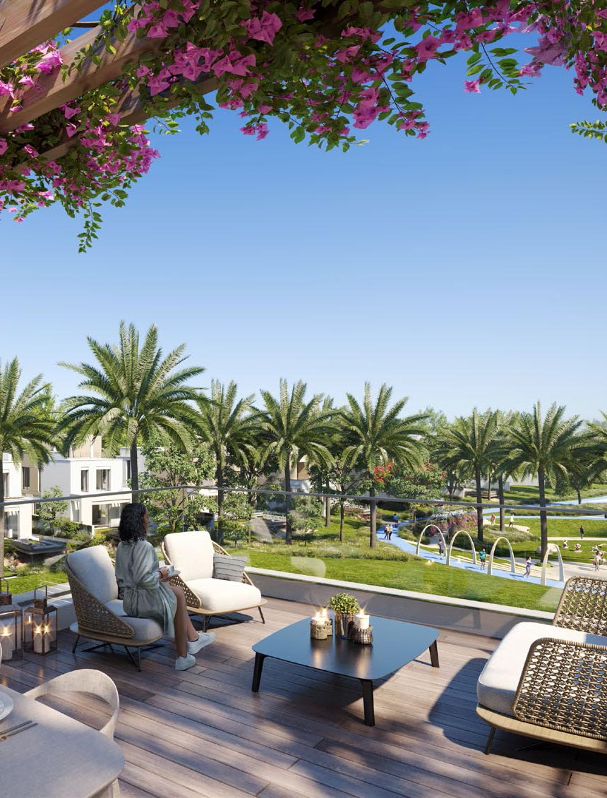 The First Standalone Villas in Arabian Ranches 3 by Emaar