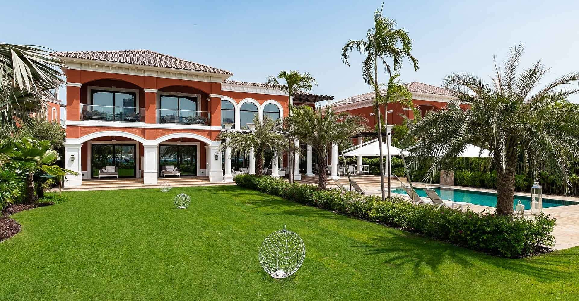 XXII CARAT (22 CARAT) Villas on Palm Jumeirah
