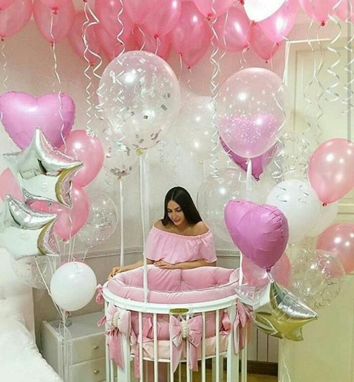Сет из шаров для девочки №5