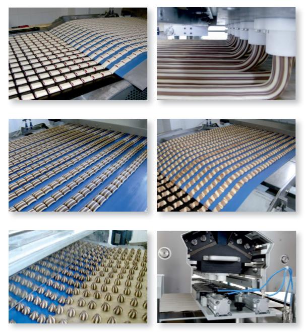 оборудование для производства пряников печенья