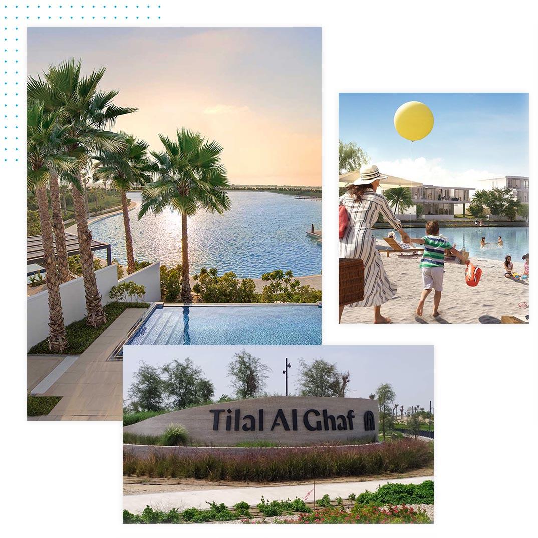 Tilal Al Ghaf Harmony Villas in Dubai