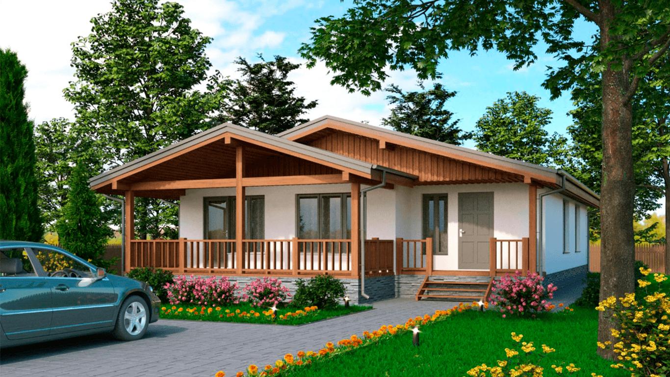 Buttel Rahmenhaus 2.0 (Каркасный дом Буттель 2.0)