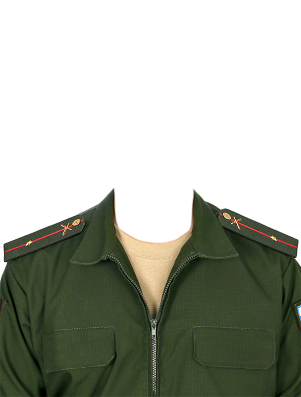 Младший лейтенант фотография на документы
