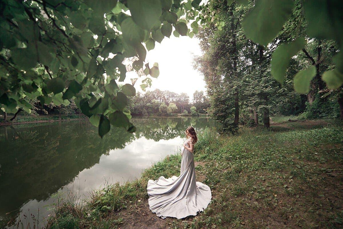 Платье Gray Pearls
