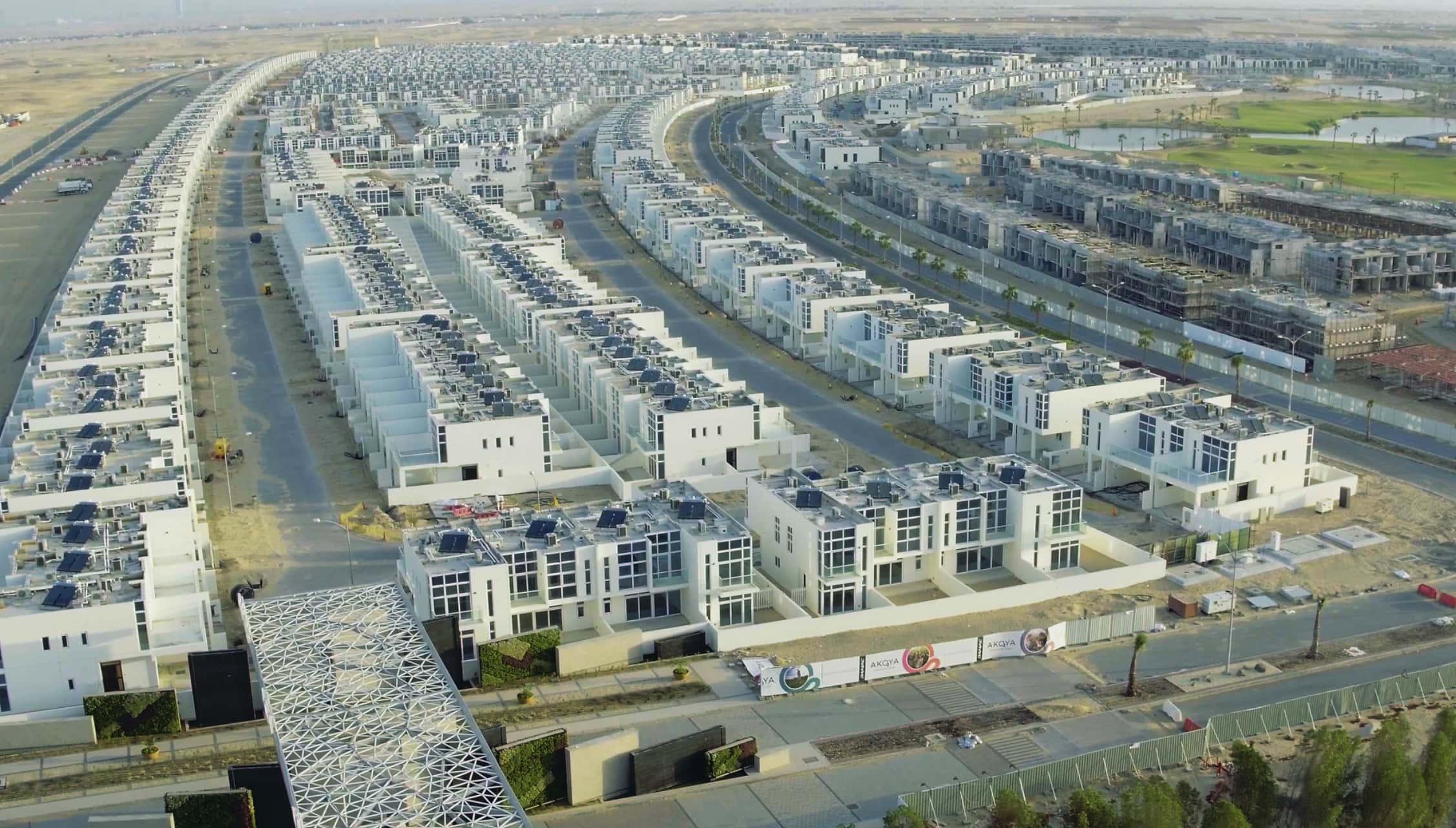 Properties for Sale in DAMAC AKOYA Oxygen