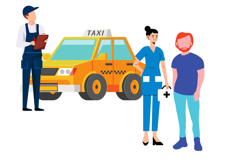 Интеграция с системой КИС АРТ для такси