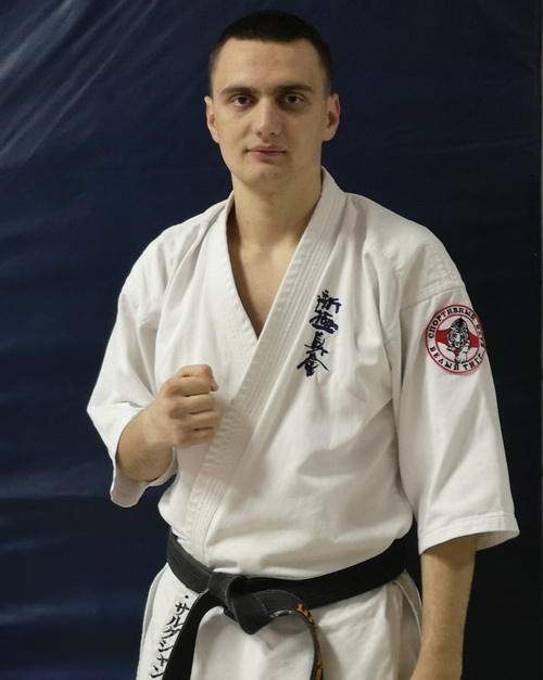 Тренер по каратэ Киокусинкай в Липецке - Саргсян Эдуард Араратович