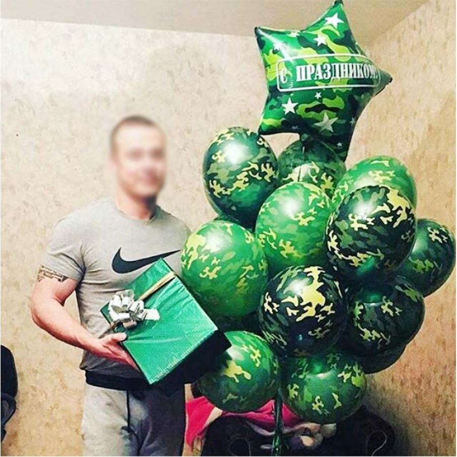 Доставка шаров на дом Казань