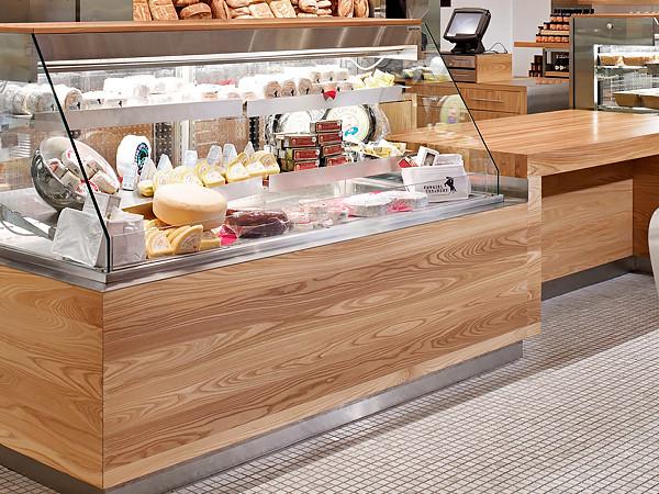 торговая мебель для продуктовых магазинов