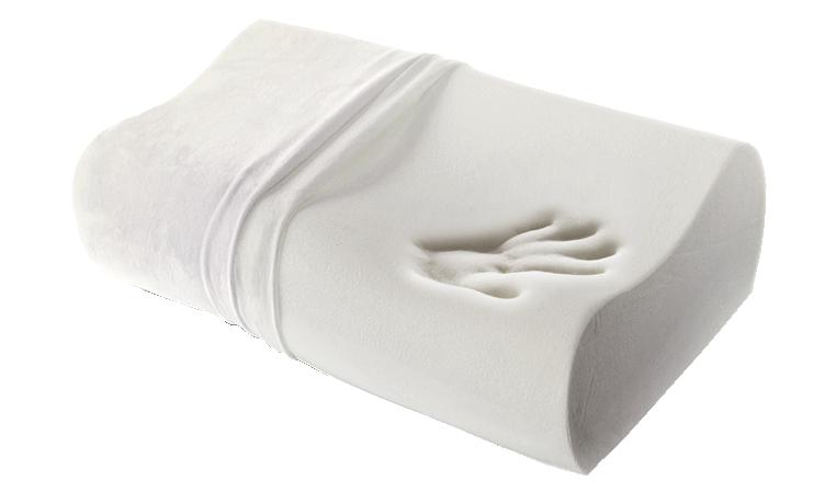 Подушка с эффектом памяти ОртоКоррект