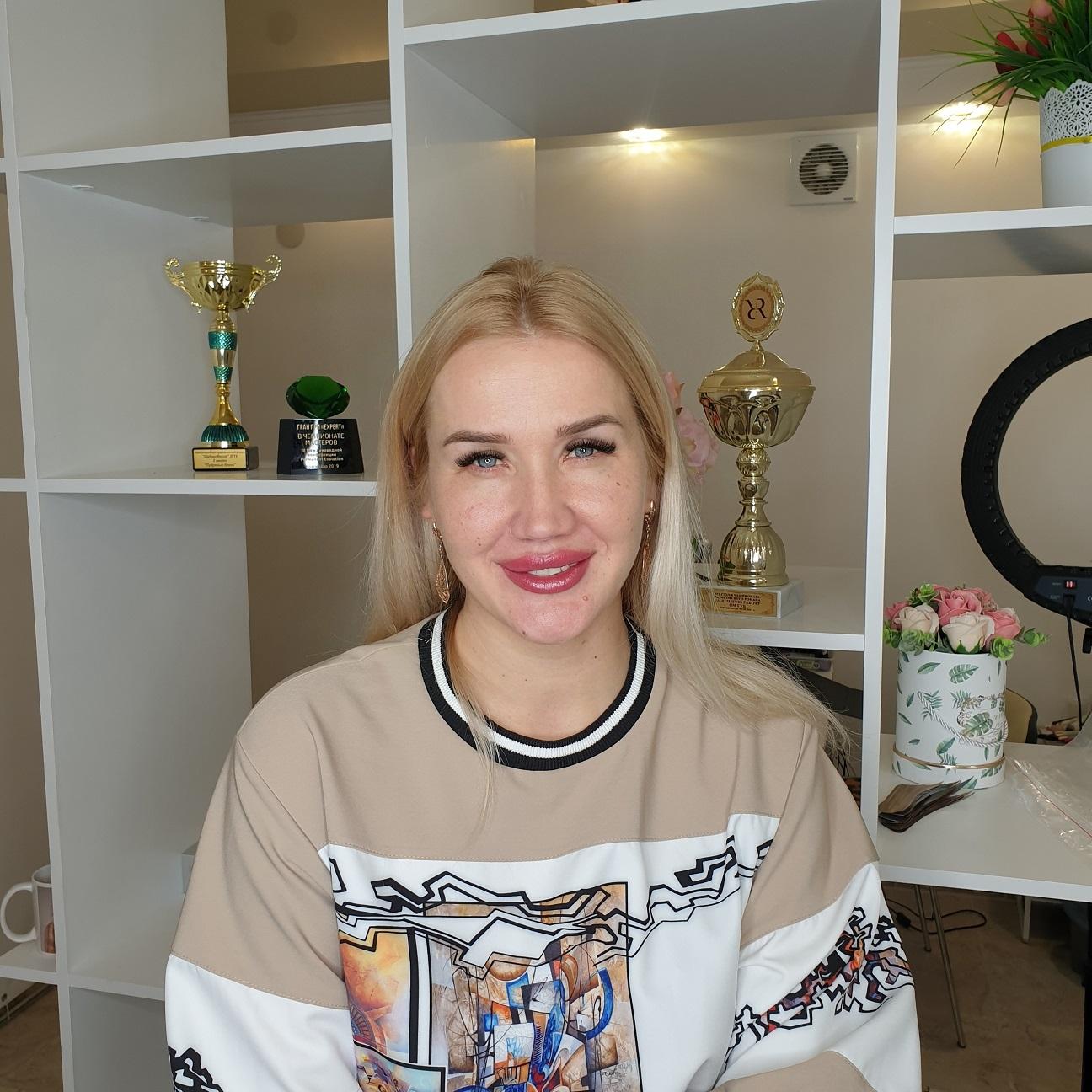 перманентный макияж губ Симферополь