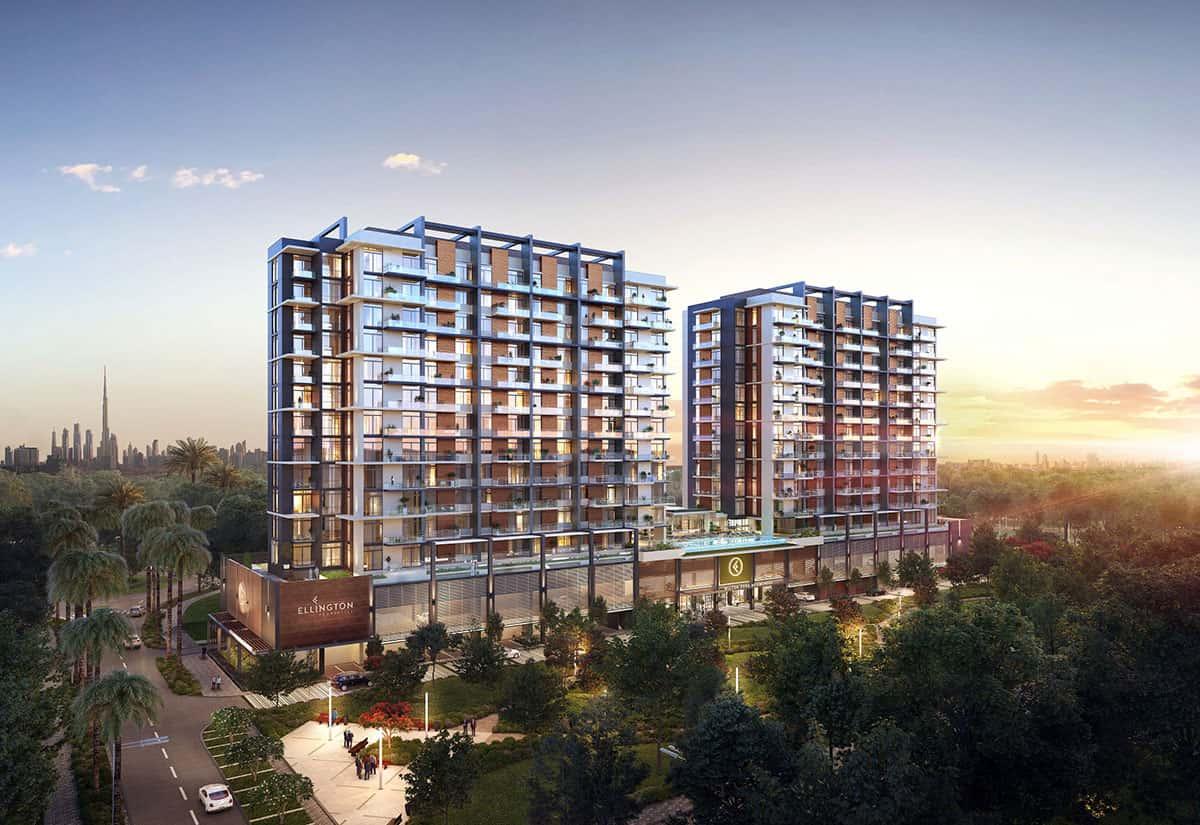 Buy Ellington Properties in Dubai