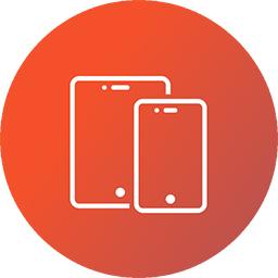 Система может работать на мобильных устройствах и планшетах