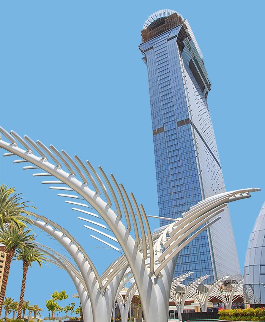 برج النخلة ريزيدنس من نخيل في نخلة جميرا - شقق للبيع في دبي