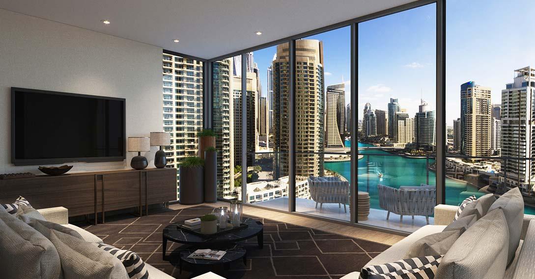 TOP-8 Apartments in Dubai Marina