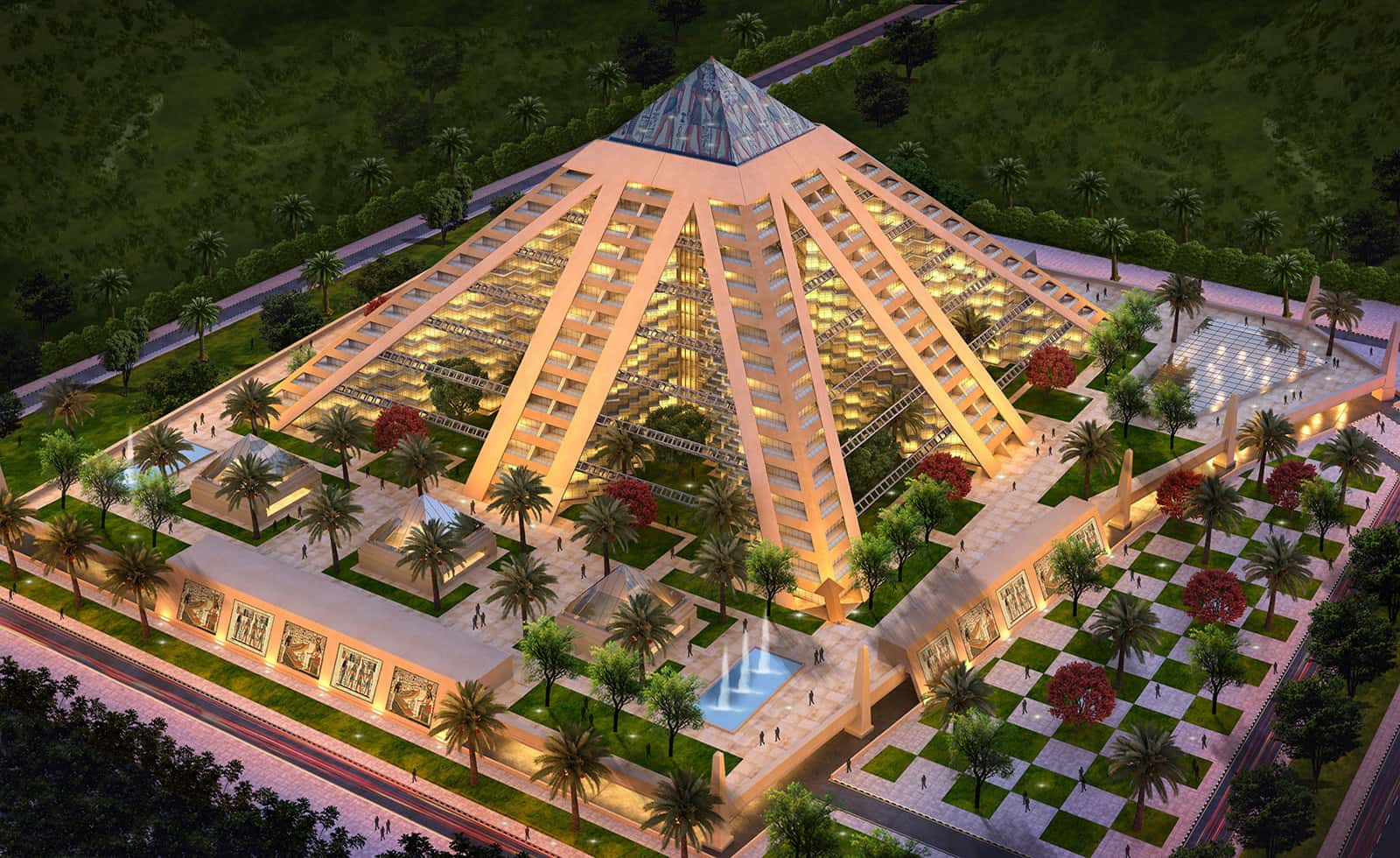 Best Properties by Falconcity of Wonders Dubai