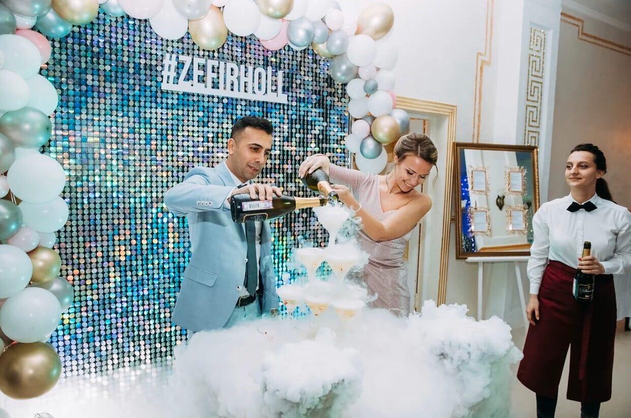 банкетный зал для свадьбы СПб