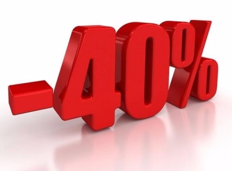 Акция -40%