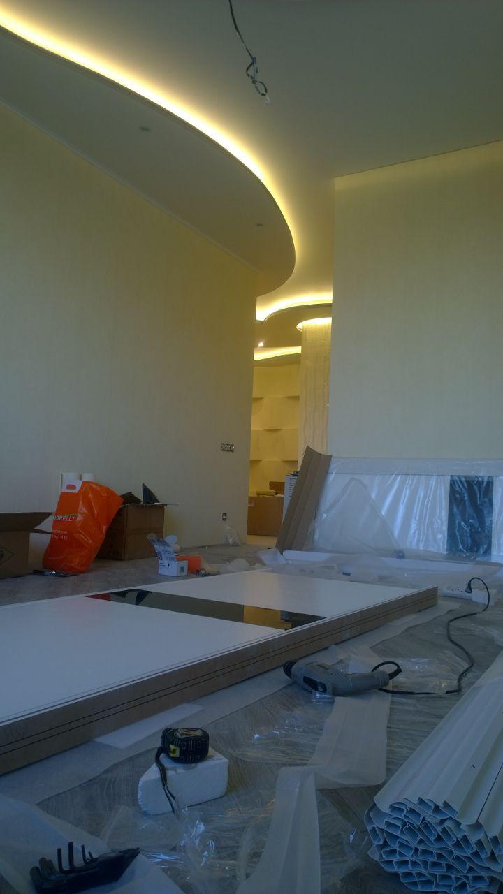 ремонт зала