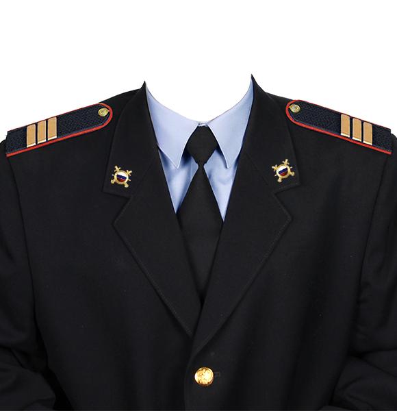 сержант форма без лица